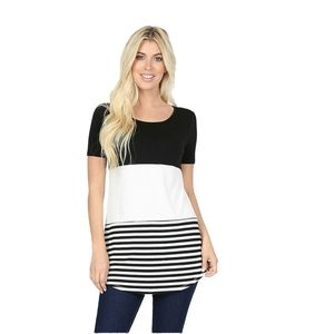 Chill Stripped Top